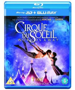 Cirque Du Soleil-Worlds Away (3D+2D) [Import]