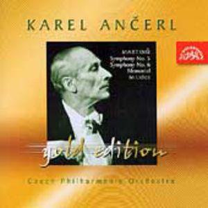 Ancerl Gold Edition 33