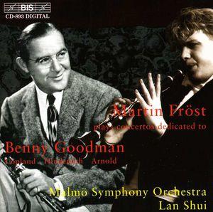 Concertos for Clarinet & String Orchestra