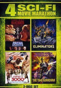 Sci-Fi Movie Marathon