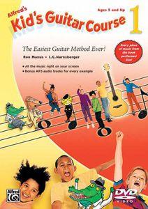 Kids Guitar Course: Volume 1