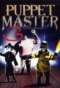 Puppet Master: Volume 3: Toulon's Revenge