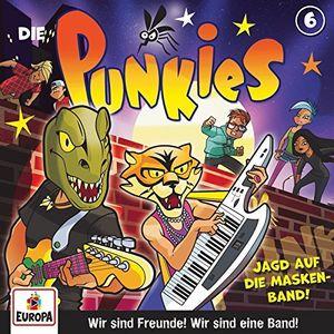 006 /  Die Jagd Nach Der Masken-Band [Import]
