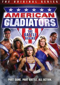 American Gladiators: The Battle Begins