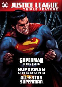 DCU: Superman Unbound /  Superman Vs the Elite /  All-Star Superman