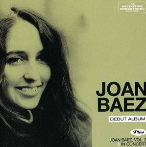 Joan Baez /  Volume 2 /  in Concert [Import]
