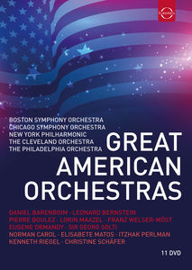 Great American Orchestras