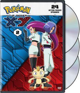 Pokemon the Series: Xy Set 2