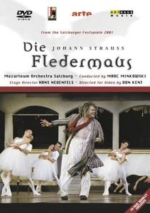 Die Fledermaus from the Salzburger Festspiele [Import]