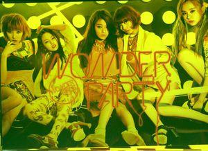 Wonder Party [Import]