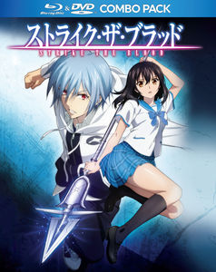 Strike the Blood DVD /  BD TV Series Collection