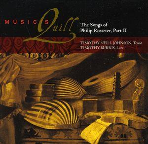Songs of Philip Rosseter PT. 2