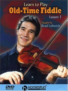 Learn to Play Old-Time Fiddle Level 1
