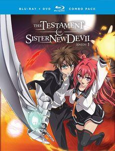 The Testament of Sister New Devil: Season One