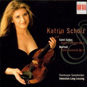 Violin Concertos 3 & 2