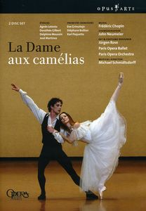 La Dame Aux Camelias