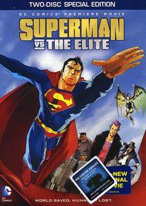 Superman VS. Elite