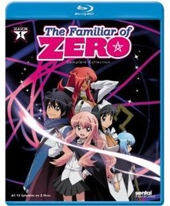 Familiar of Zero: Season 1