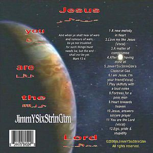 Jesus You Are the Lord