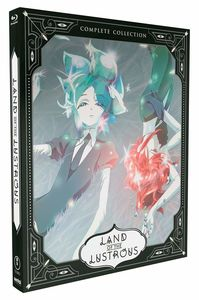 Land Of The Lustrous , Shelley Calene-Black
