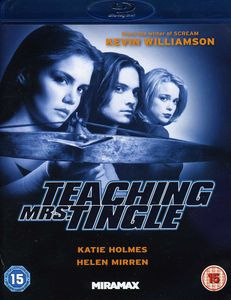 Teaching Mrs. Tingle [Import]