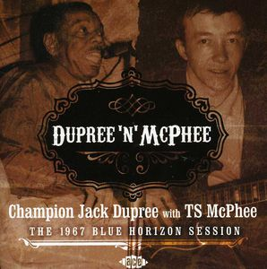 Dupree N McPhee The 1967 Blue Horizon Session [Import]