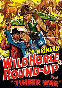 Wild Horse Round-Up /  Timber