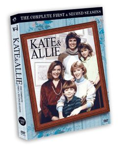 Kate and Allie: Season One and Two [Import]