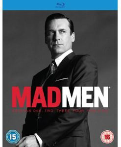 Mad Men: Seasons 1-6 [Import]