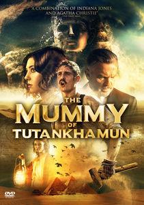 The Mummy of Tutankhamun , Max Irons