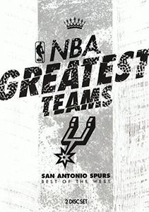 Nba-Greatest Teams San Antonio Spurs: Best of the [Import]