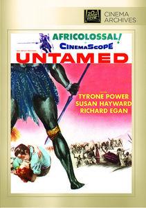 Untamed , Tyrone Power