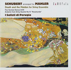 Schubert Arranged By Mahler