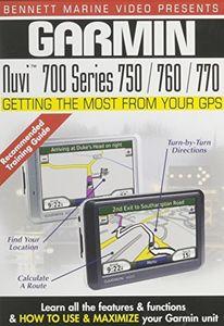 Garmin Nuvi 700 Series: 750,760 and 770