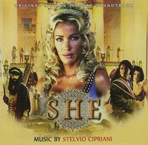 She (Original Soundtrack) [Import]