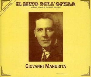 Giovanni Manurita Sings Opera Arias