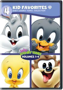 4 Kid Favorites: Baby Looney Tunes
