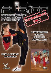 Fusion - Extreme Martial Arts Intermediate, Vol. 1: Hand TechniquesAnd Kicks
