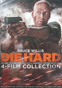 Die Hard: 4-Film Collection