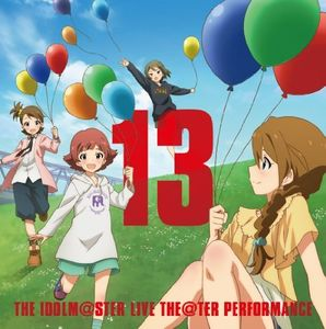 Idolmaster Live Theater Pence 13 (Original Soundtrack) [Import]