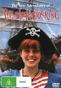 New Adventures of Pippi Longstocking [Import]