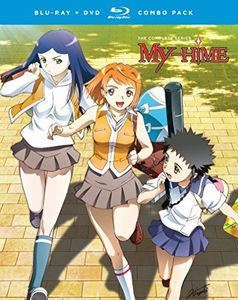 My-HiME: The Complete Series