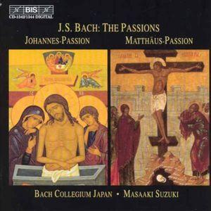 Johannes Passion /  Matthaus Passion