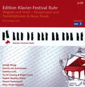 V31: Ruhr Piano Festival Edition