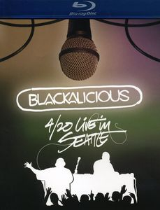 Blackalicious: 4 /  20 Live in Seattle