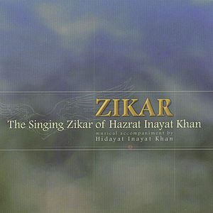 Singing Zikar of Hazrat Inayat Khan