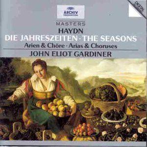 Haydn: The Seasons-Arias & Choruses