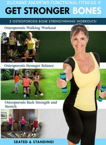 Get Stronger Bones 3 Workouts for Osteoporosis