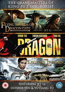 Grandmasters of Kung Fu: Grandmaster /  Dragon [Import]