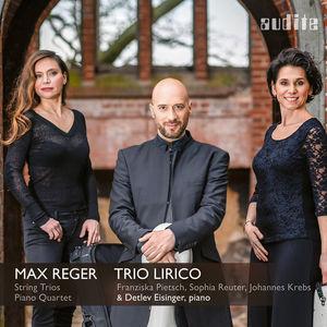 Complete String Trios & Piano Quartet in a Minor